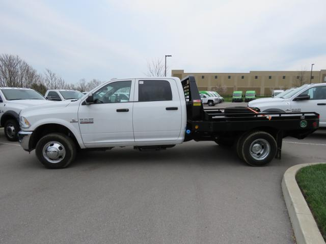 2017 Ram 3500 Crew Cab DRW 4x4,  Hillsboro GI Steel Platform Body #FB1192 - photo 8
