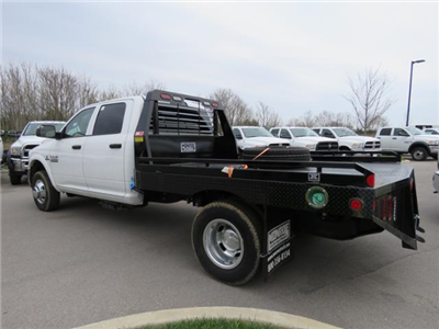 2017 Ram 3500 Crew Cab DRW 4x4,  Hillsboro GI Steel Platform Body #FB1192 - photo 2