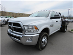 2017 Ram 3500 Crew Cab DRW 4x4,  Hillsboro Platform Body #FB1192 - photo 1