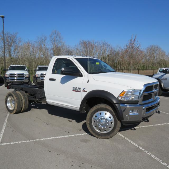 2017 Ram 5500 Regular Cab DRW 4x4,  Cab Chassis #FB1204 - photo 3
