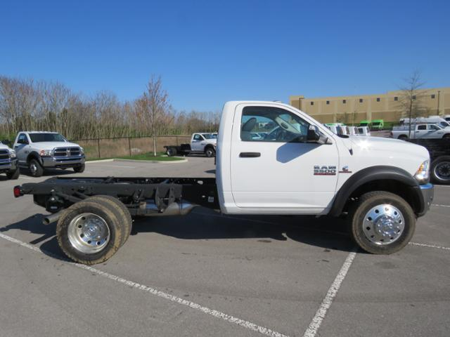 2017 Ram 5500 Regular Cab DRW 4x4,  Cab Chassis #FB1204 - photo 4
