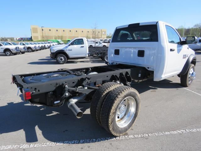 2017 Ram 5500 Regular Cab DRW 4x4,  Cab Chassis #FB1204 - photo 2
