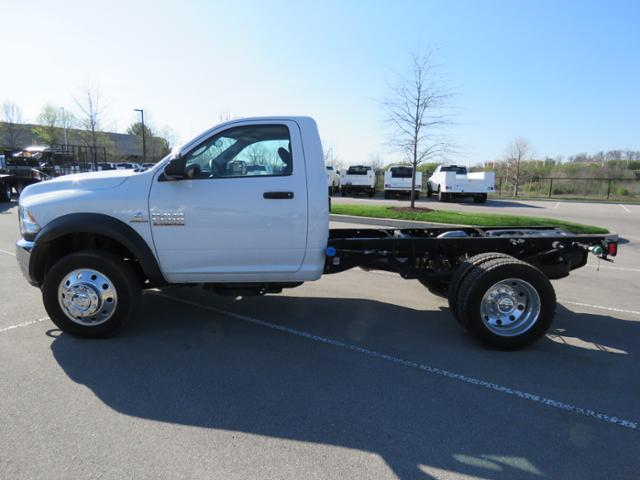 2017 Ram 5500 Regular Cab DRW 4x4,  Cab Chassis #FB1204 - photo 7