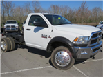 2017 Ram 5500 Regular Cab DRW 4x4,  Cab Chassis #FB1204 - photo 1