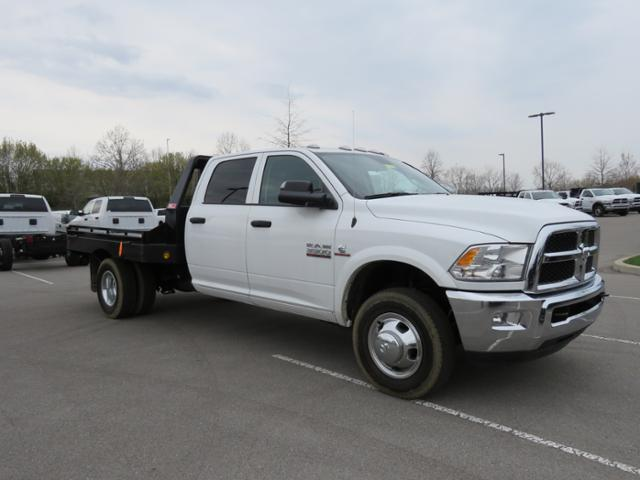 2017 Ram 3500 Crew Cab DRW 4x4,  Hillsboro Platform Body #FB1212 - photo 3