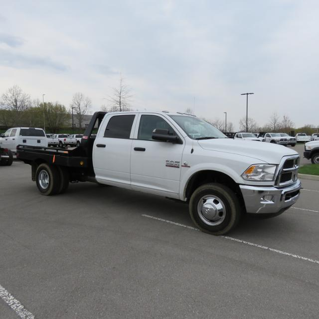 2017 Ram 3500 Crew Cab DRW 4x4,  Platform Body #FB1212 - photo 4