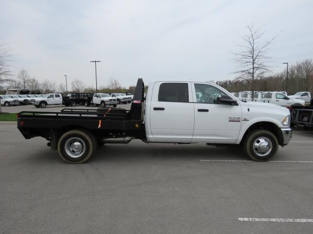 2017 Ram 3500 Crew Cab DRW 4x4,  Platform Body #FB1212 - photo 5