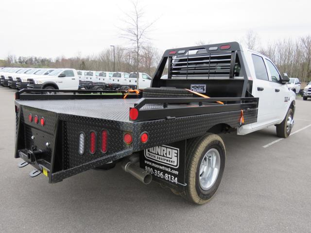 2017 Ram 3500 Crew Cab DRW 4x4,  Hillsboro Platform Body #FB1212 - photo 6