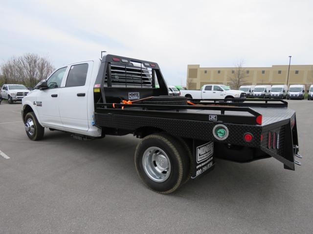 2017 Ram 3500 Crew Cab DRW 4x4,  Hillsboro Platform Body #FB1212 - photo 2