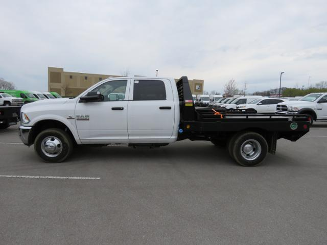 2017 Ram 3500 Crew Cab DRW 4x4,  Platform Body #FB1212 - photo 8