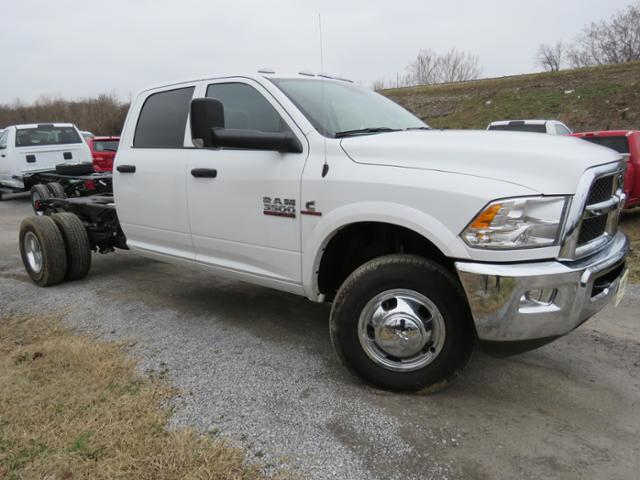 2017 Ram 3500 Crew Cab DRW 4x4,  Cab Chassis #FB1227 - photo 3