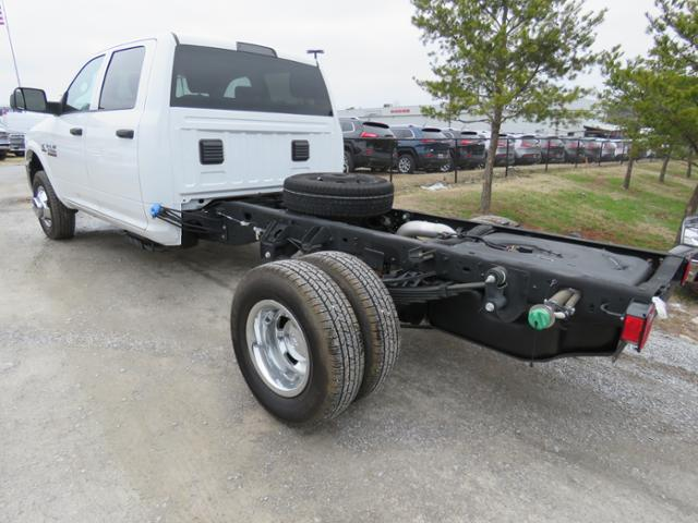 2017 Ram 3500 Crew Cab DRW 4x4,  Cab Chassis #FB1227 - photo 2