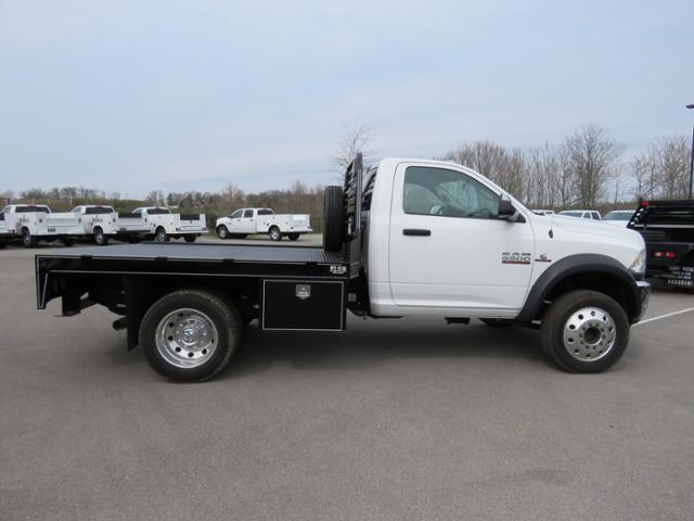 2017 Ram 5500 Regular Cab DRW 4x4,  Wil-Ro Platform Body #FB1234 - photo 5