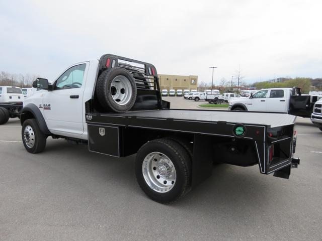 2017 Ram 5500 Regular Cab DRW 4x4,  Wil-Ro Platform Body #FB1234 - photo 2