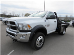 2017 Ram 5500 Regular Cab DRW 4x4,  Wil-Ro Platform Body #FB1234 - photo 1