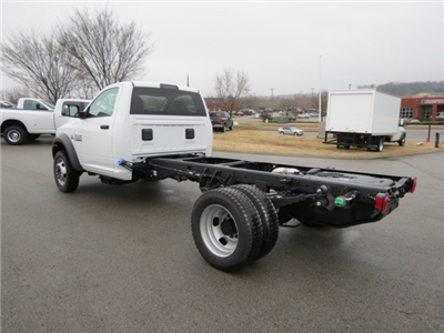 2018 Ram 5500 Regular Cab DRW 4x4, Cab Chassis #FC1011 - photo 5