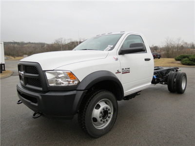 2018 Ram 5500 Regular Cab DRW 4x4, Cab Chassis #FC1011 - photo 8