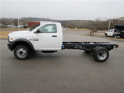 2018 Ram 5500 Regular Cab DRW 4x4,  Cab Chassis #FC1014 - photo 7
