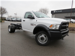 2018 Ram 5500 Regular Cab DRW 4x4,  Cab Chassis #FC1014 - photo 1