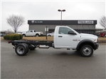 2018 Ram 5500 Regular Cab DRW 4x4,  Cab Chassis #FC1014 - photo 3