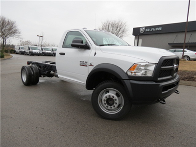 2018 Ram 5500 Regular Cab DRW 4x4, Cab Chassis #FC1024 - photo 3