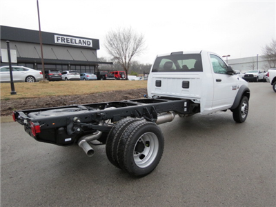 2018 Ram 5500 Regular Cab DRW 4x4, Cab Chassis #FC1029 - photo 2