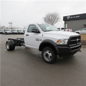 2018 Ram 5500 Regular Cab DRW 4x4,  Cab Chassis #FC1035 - photo 27