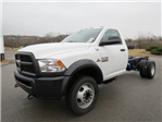 2018 Ram 5500 Regular Cab DRW 4x4,  Cab Chassis #FC1035 - photo 8