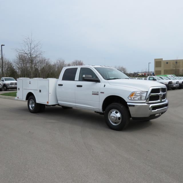 2018 Ram 3500 Crew Cab DRW,  Service Body #FC1041 - photo 4