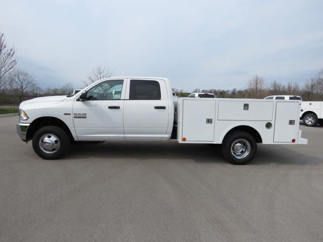 2018 Ram 3500 Crew Cab DRW,  Service Body #FC1041 - photo 8