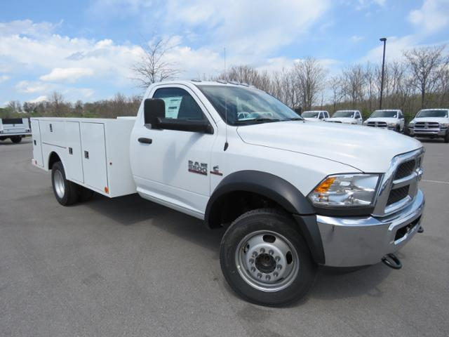 2018 Ram 5500 Regular Cab DRW 4x4,  Warner Service Body #FC1113 - photo 3