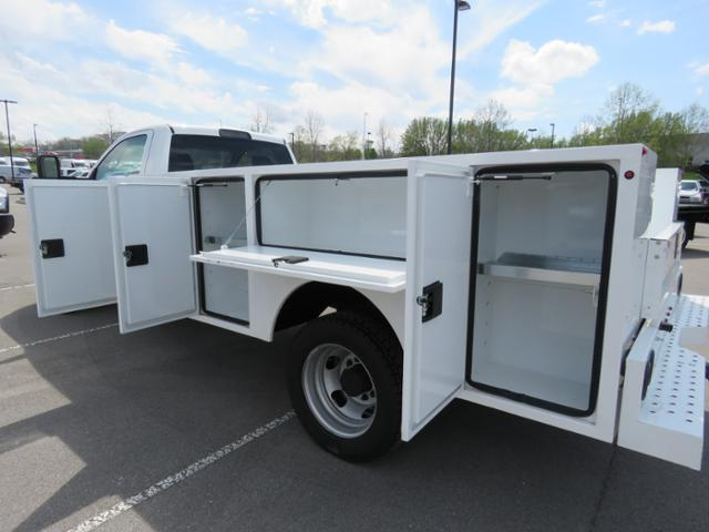 2018 Ram 5500 Regular Cab DRW 4x4,  Warner Service Body #FC1113 - photo 11