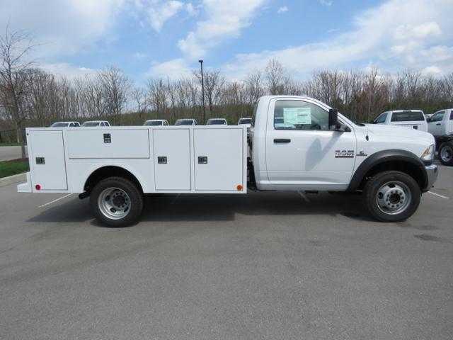 2018 Ram 5500 Regular Cab DRW 4x4,  Warner Service Body #FC1113 - photo 5