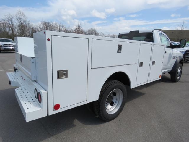 2018 Ram 5500 Regular Cab DRW 4x4,  Warner Service Body #FC1113 - photo 6