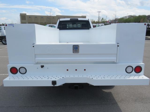 2018 Ram 5500 Regular Cab DRW 4x4,  Warner Service Body #FC1113 - photo 7