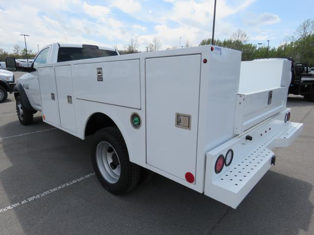 2018 Ram 5500 Regular Cab DRW 4x4,  Warner Service Body #FC1113 - photo 2