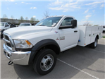 2018 Ram 5500 Regular Cab DRW 4x4,  Warner Service Body #FC1113 - photo 1