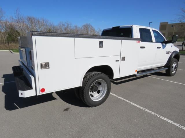 2018 Ram 5500 Crew Cab DRW 4x4,  Reading Service Body #FC1126 - photo 6
