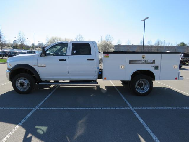 2018 Ram 5500 Crew Cab DRW 4x4,  Reading Service Body #FC1126 - photo 8