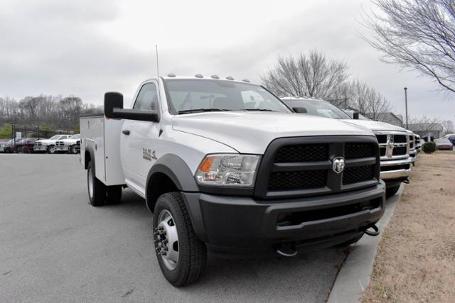 2018 Ram 5500 Regular Cab DRW 4x2,  Monroe Service Body #FC2000 - photo 3