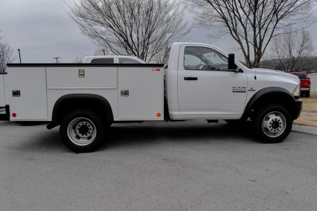 2018 Ram 5500 Regular Cab DRW 4x2,  Monroe Service Body #FC2000 - photo 8