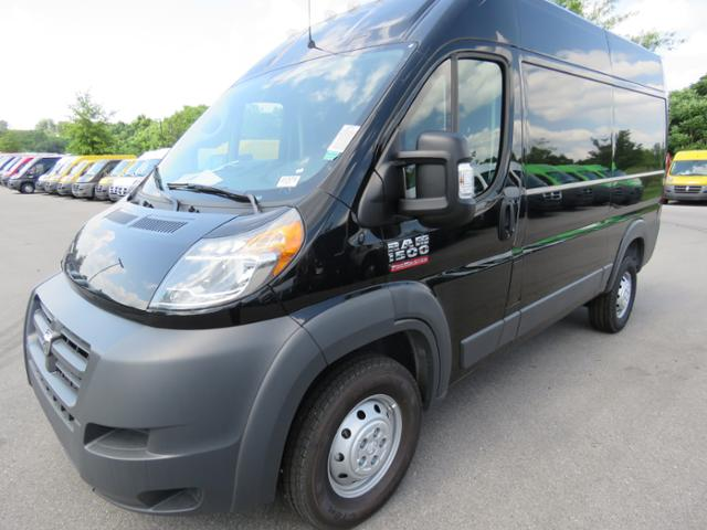 2018 ProMaster 1500 High Roof FWD,  Empty Cargo Van #JE129776 - photo 1