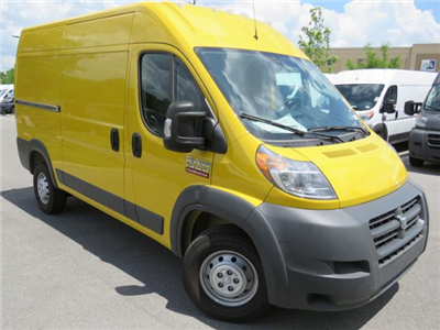 2018 ProMaster 1500 High Roof FWD,  Empty Cargo Van #JE129781 - photo 3
