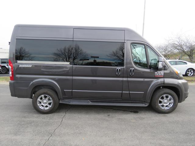 2018 ProMaster 1500 High Roof FWD,  Passenger Wagon #JE129784 - photo 4