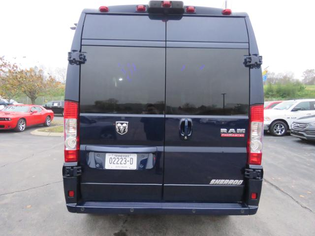 2018 ProMaster 1500 High Roof FWD,  Passenger Wagon #JE129786 - photo 12