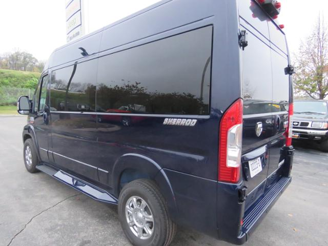2018 ProMaster 1500 High Roof FWD,  Passenger Wagon #JE129786 - photo 13