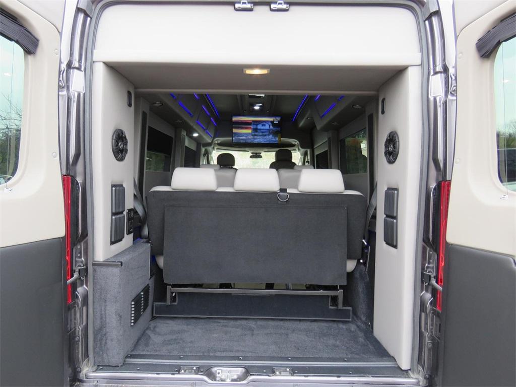 2018 Ram ProMaster 2500 High Roof FWD, Passenger Wagon #JE131104 - photo 1