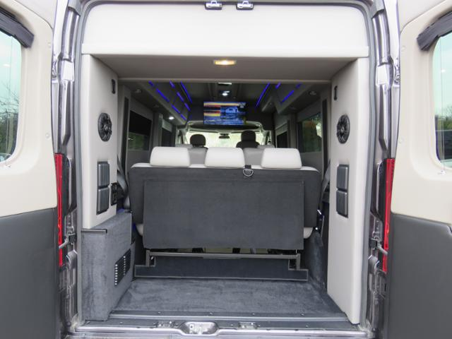2018 ProMaster 2500 High Roof FWD,  Passenger Wagon #JE131104 - photo 4