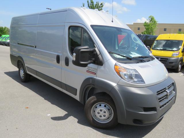 2018 ProMaster 3500 High Roof FWD,  Empty Cargo Van #JE131268 - photo 3