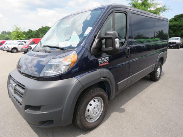 2018 ProMaster 1500 Standard Roof FWD,  Empty Cargo Van #JE131311 - photo 1